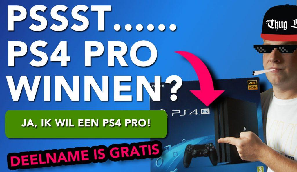 PS4 winnen